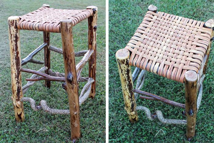 woven-stool-seat