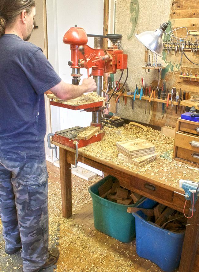 bending-wood-gardener-basket-mold