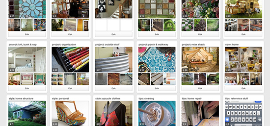 My Tips for Organizing Pinterest Boards