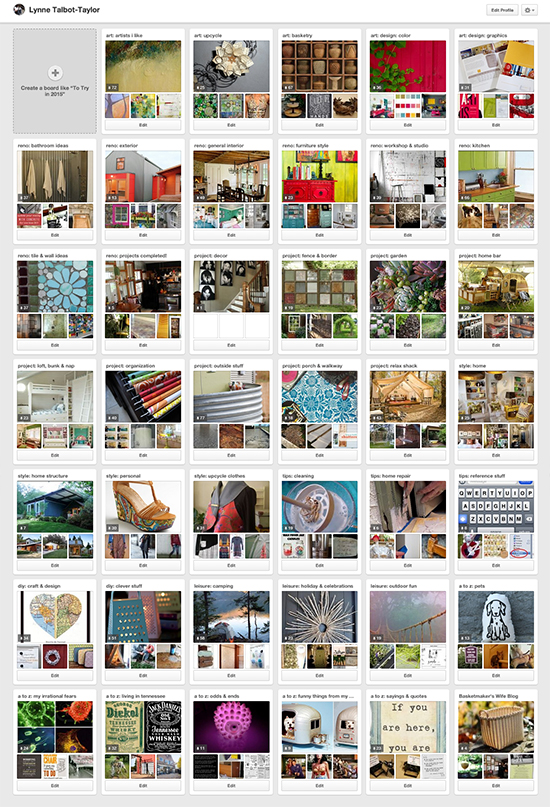 how_to_organize_pinterest_board