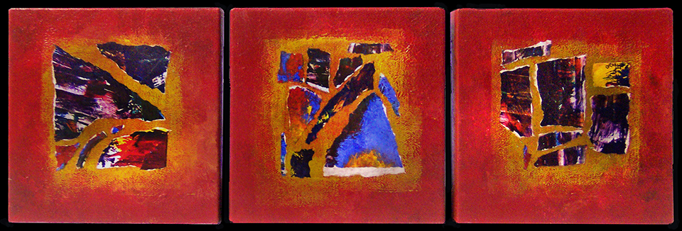 day5-Triptych red blocks