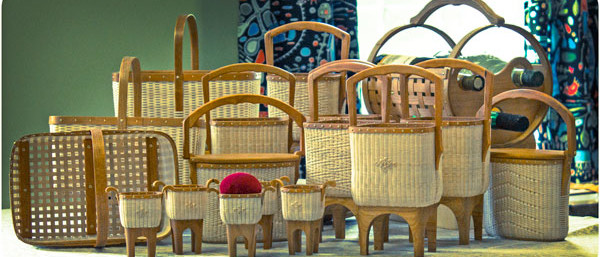 Sixteen Baskets.