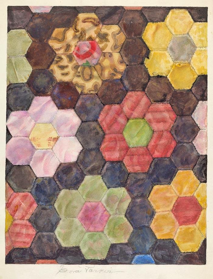 ArtWk-CoraParker-VelvetPiecedQuilt-WaterGraph-1938