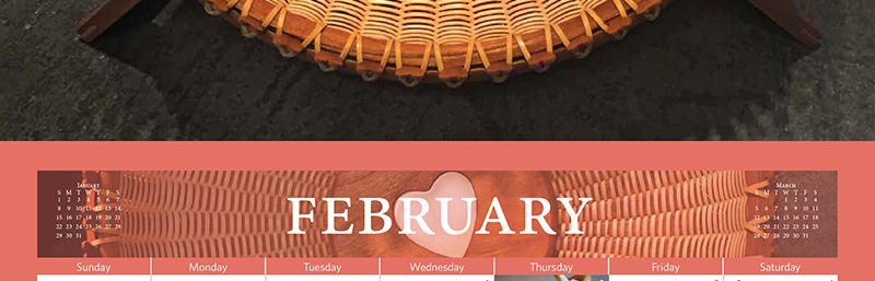 February's Cottage Calendar Girl: Miss Peggy M.